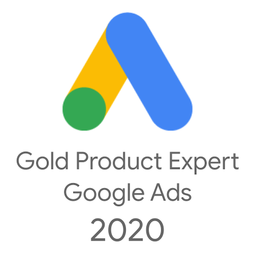 Google Product Expert 2020 Gold Badge