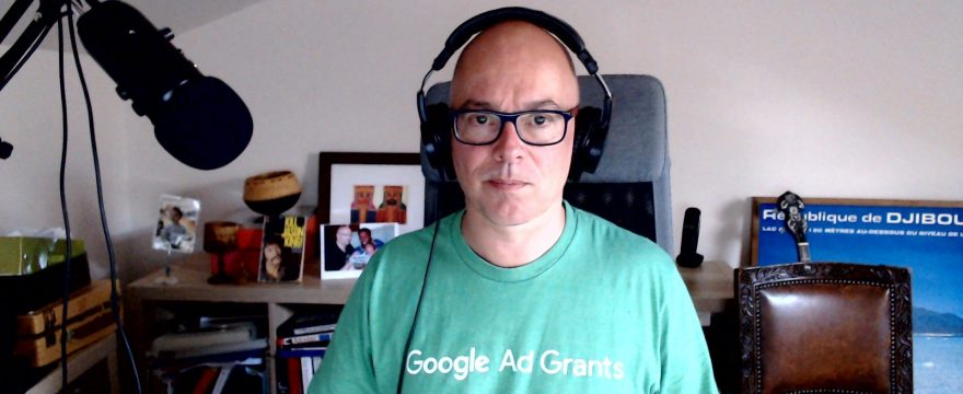 Jason King Google Ad Grants